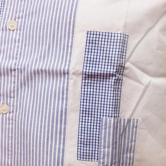 Fcuk Short Sleeve Shirt 52BER White Thumbnail 2