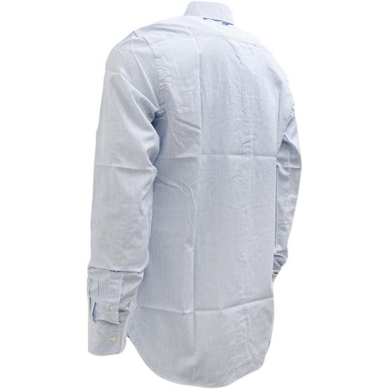 Fcuk Long Sleeve Shirt 52BEC Blue Thumbnail 2