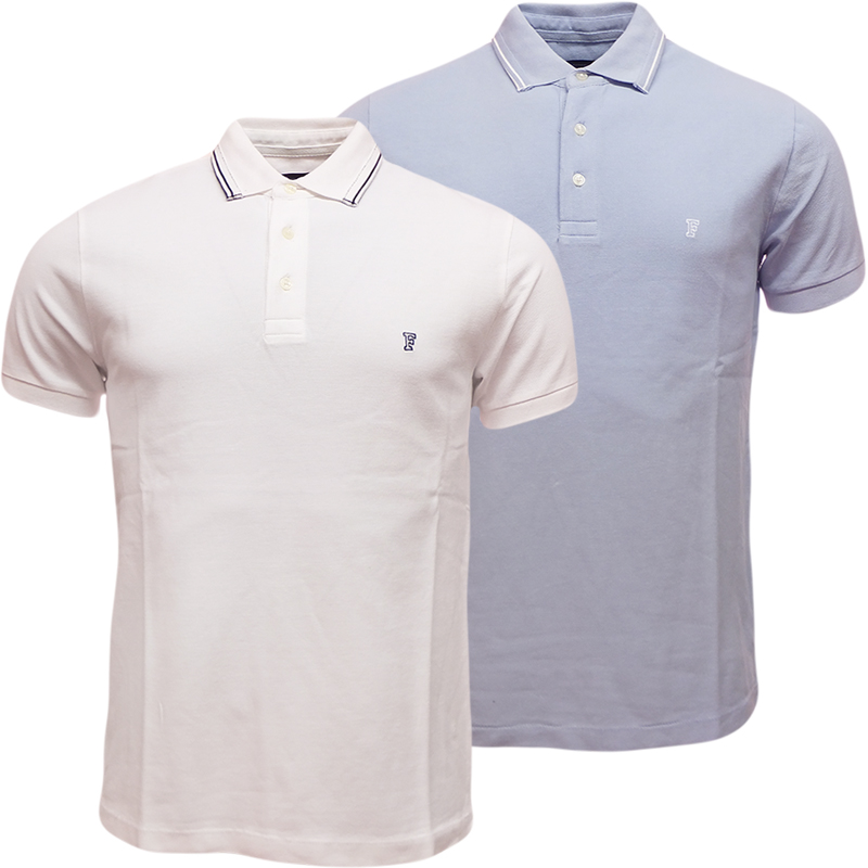 Fcuk Polo Shirt 560ZV