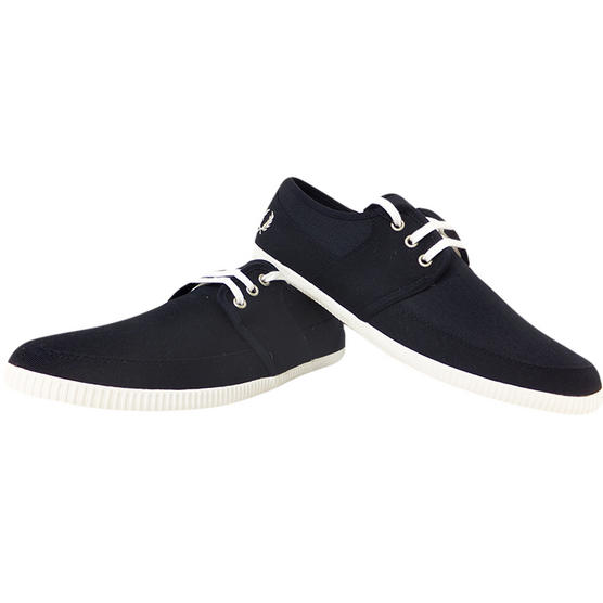 Fred Perry Canvas Trainer Thumbnail 2
