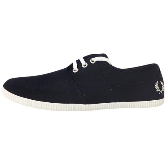 Fred Perry Canvas Trainer Thumbnail 4