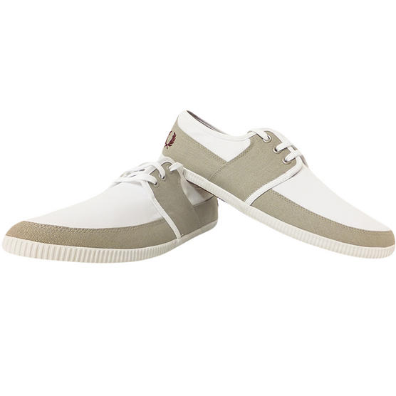 Fred Perry Canvas Trainer Thumbnail 5