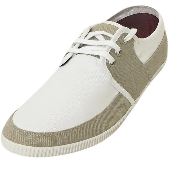 Fred Perry Canvas Trainer Thumbnail 6