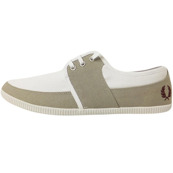 Fred Perry Canvas Trainer Thumbnail 7