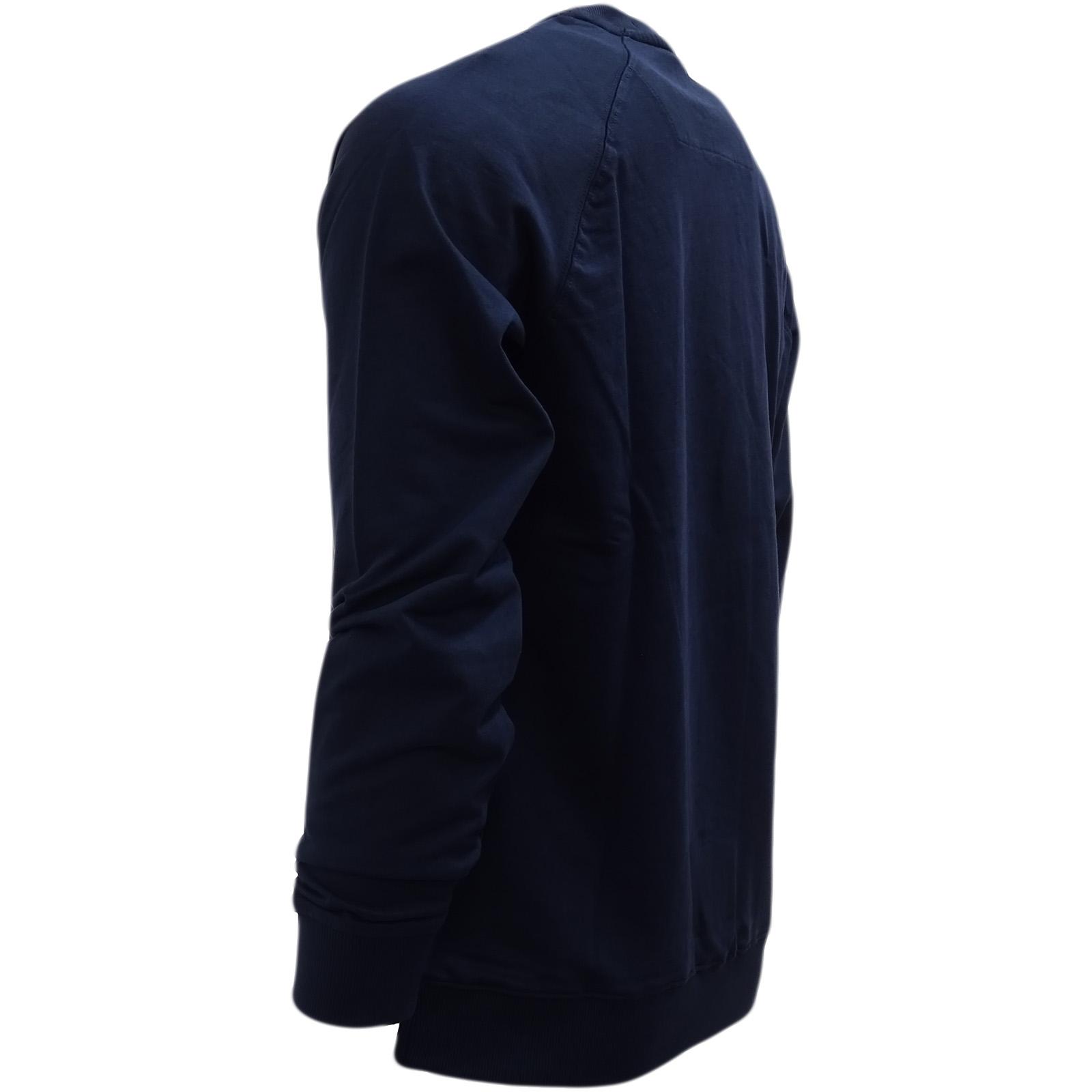 Weekend Offender Navy Trainer Logo Logo Logo Leichter Pullover - Heel Wheel Sweat | Schön In Der Farbe  10eb6d