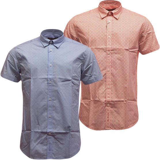 Ben Sherman Short Sleeve Shirt 611 Thumbnail 1