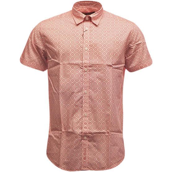 Ben Sherman Short Sleeve Shirt 611 Thumbnail 2
