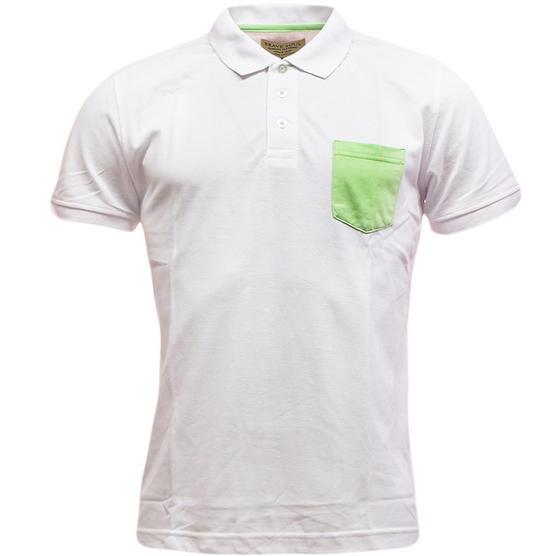 Brave Soul Polo Shirt Buxton Thumbnail 2
