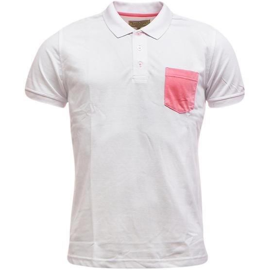 Brave Soul Polo Shirt Buxton Thumbnail 3