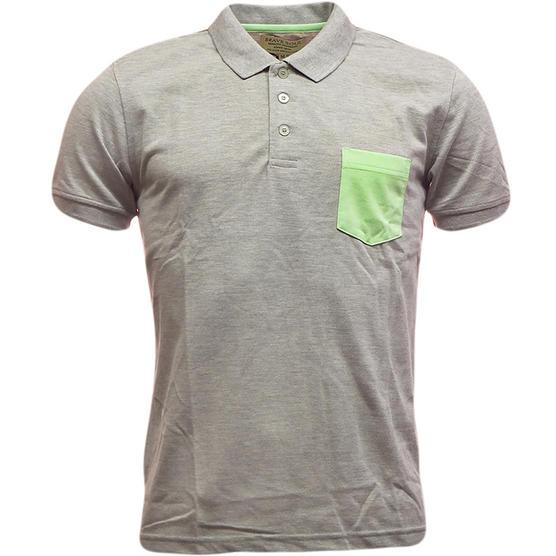 Brave Soul Polo Shirt Buxton Thumbnail 4