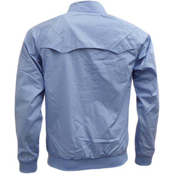 Mens Jacket Ben Sherman Harrington Coat Lightweight Outerwear Thumbnail 7