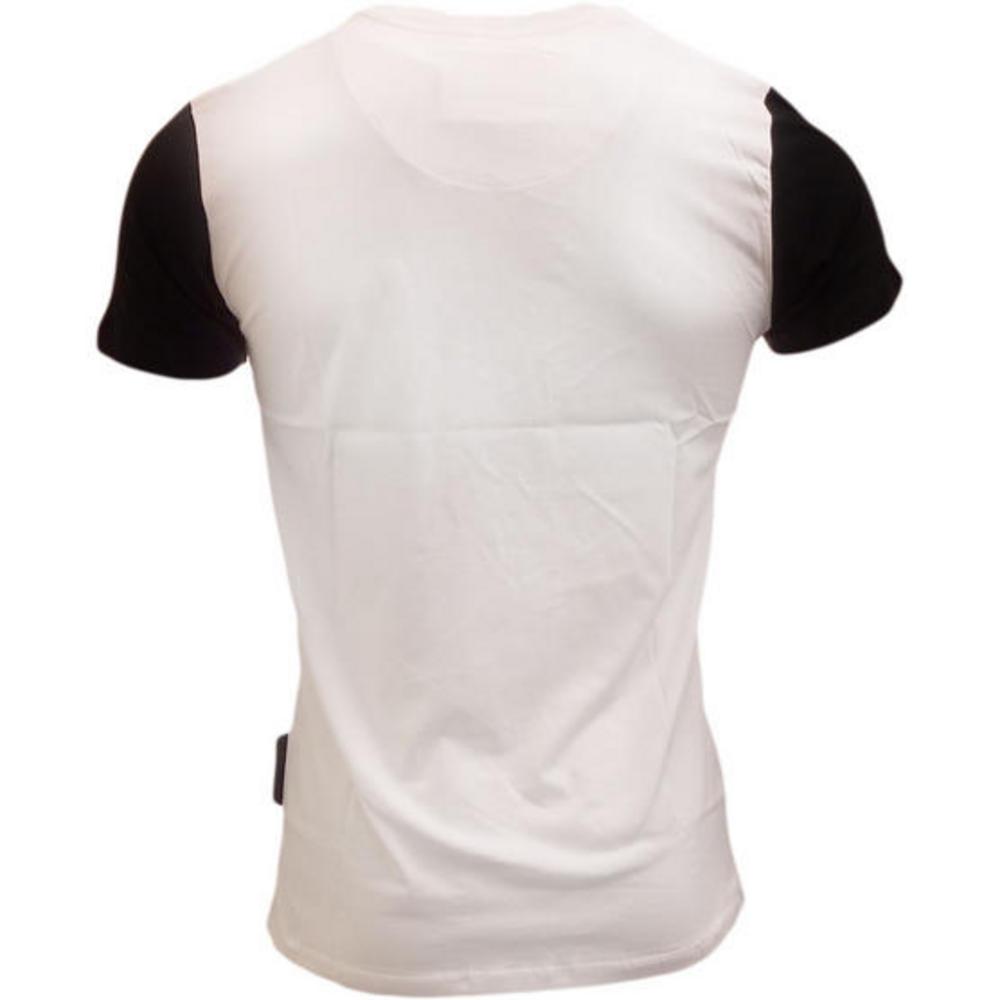 Criminal Damage White T Shirt - NY Skyline Thumbnail 4