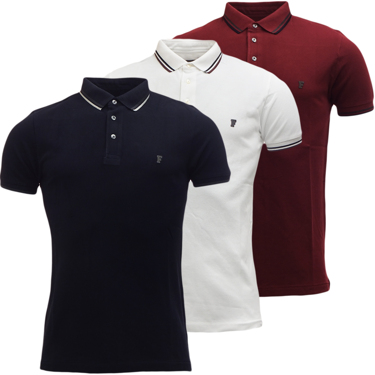 Fcuk Polo Shirt 56CCM
