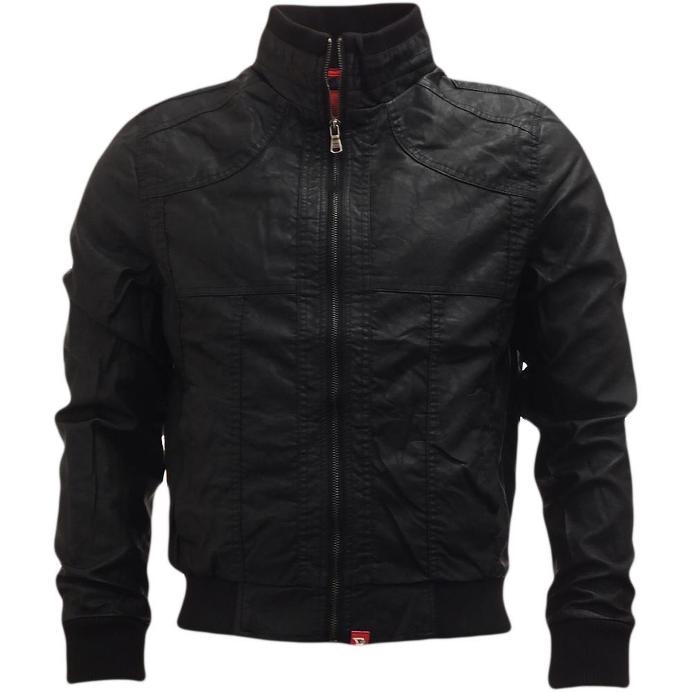 D555 Pu Jacket 'Colombian' Thumbnail 1