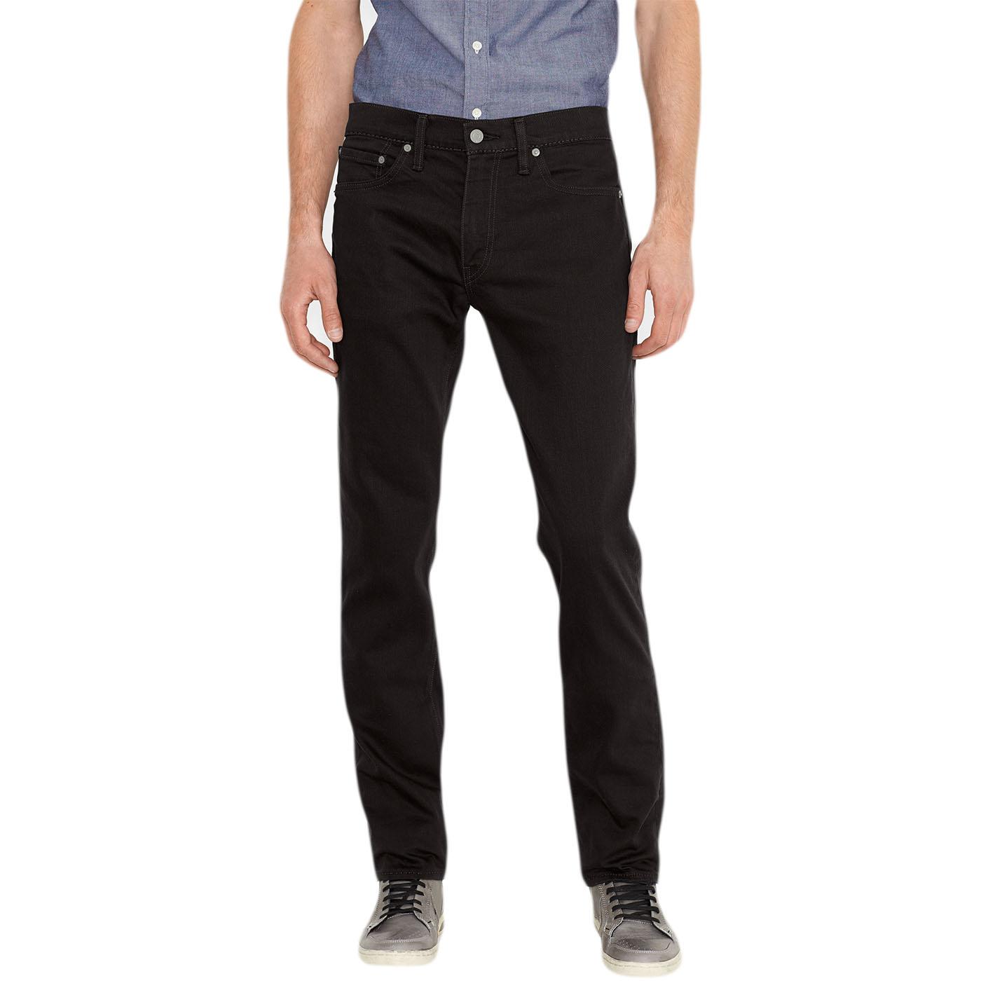 Levi Strauss Jean 511 Black Slim Fit