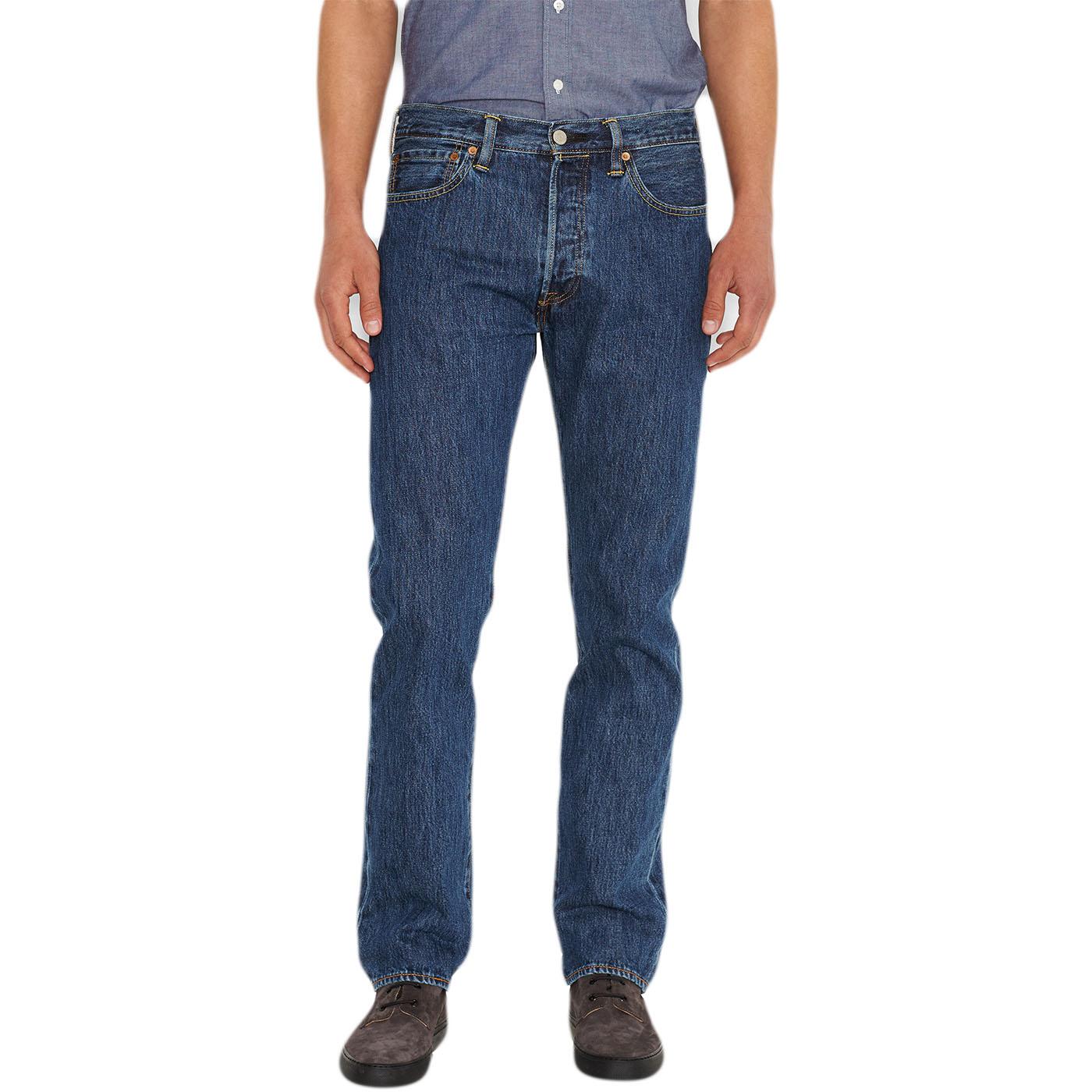 Levi Strauss 501 'Stonewash' Jean