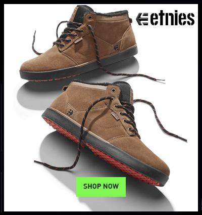Etnies Skateshoes