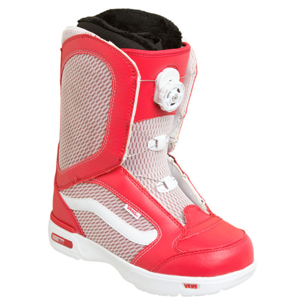 Vans Encore BOA Womens Snowboard Boots 2012 Single Boa UK 5 review