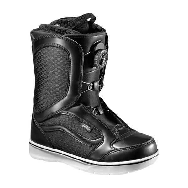 Vans Encore BOA Womens Snowboard Boots2013 Single Boa UK 4 review