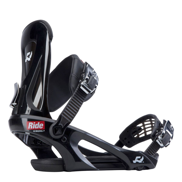 Ride KX Snowboard Bindings 2014 All Mountain Freestyle XLG review