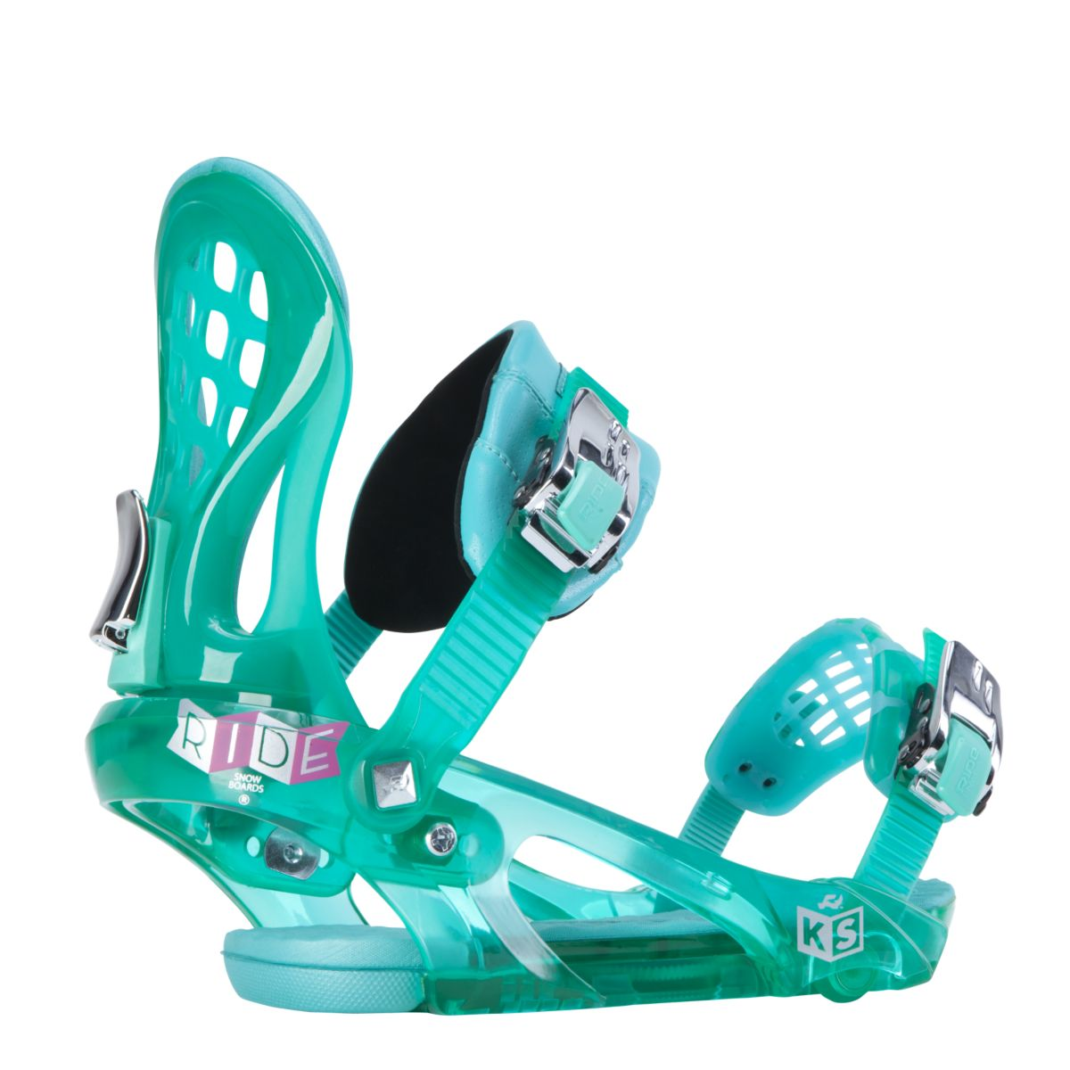 4ef355dc44f2 Ride KS Womens Snowboard Binding 2014