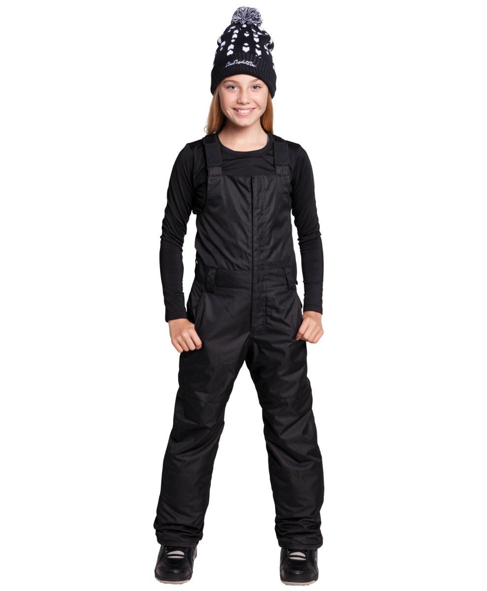 b840cfa6ae30 686 Cornice BIB Overall Snowboard Pants - Kids Youth Medium - Age 10 ...