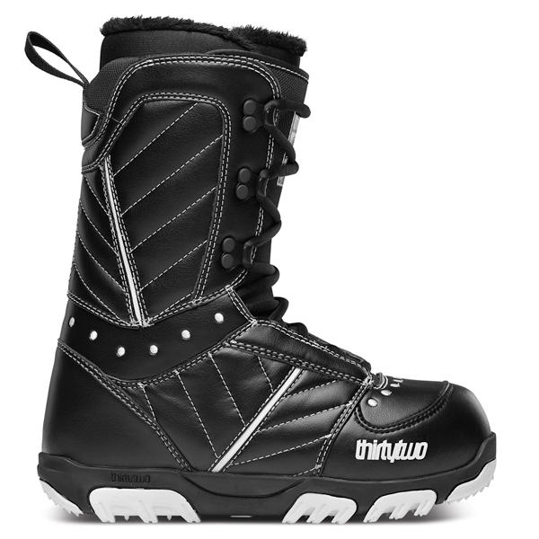 Thirtytwo 32 Womens Prion Snowboard Boots New Sample Black