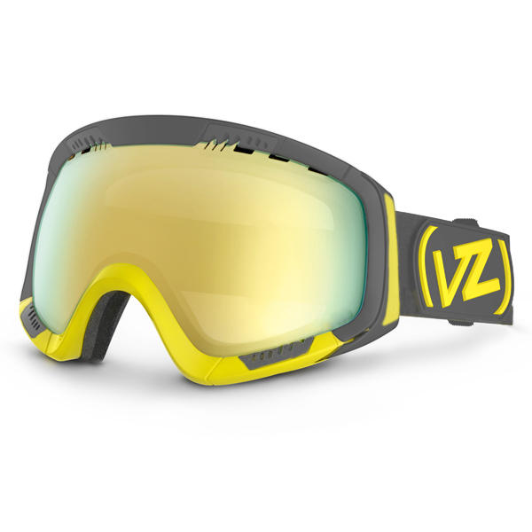 eb90774ef33f Von Zipper Feenom Snowboard Goggles · Black-Gloss-Astro-Chrome · Blok -Yellow-Gold-Chrome
