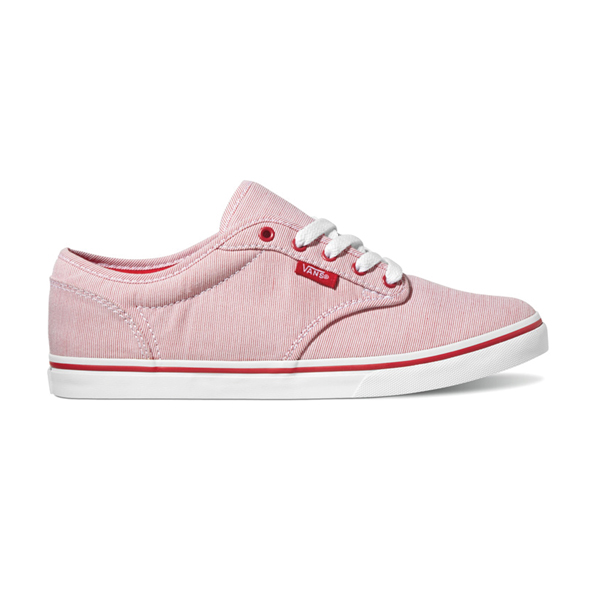 814685685c Sentinel Vans Womens Atwood Low Trainers Shoes New 2014 in Various Colours  and Sizes