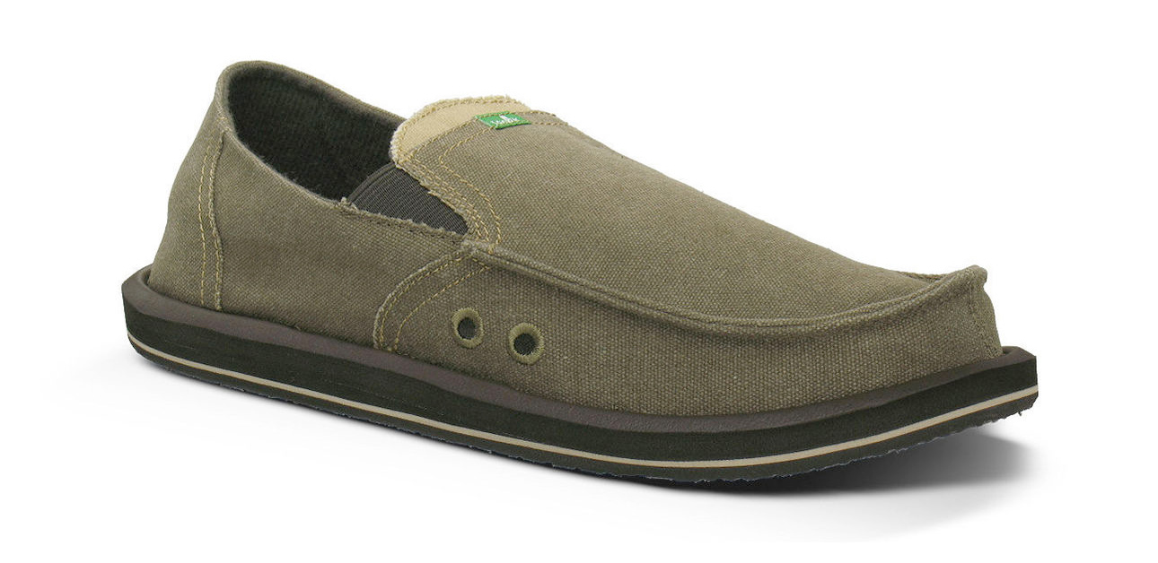Sanuk Mens Pick Pocket Sandals Sidewalk Surfers