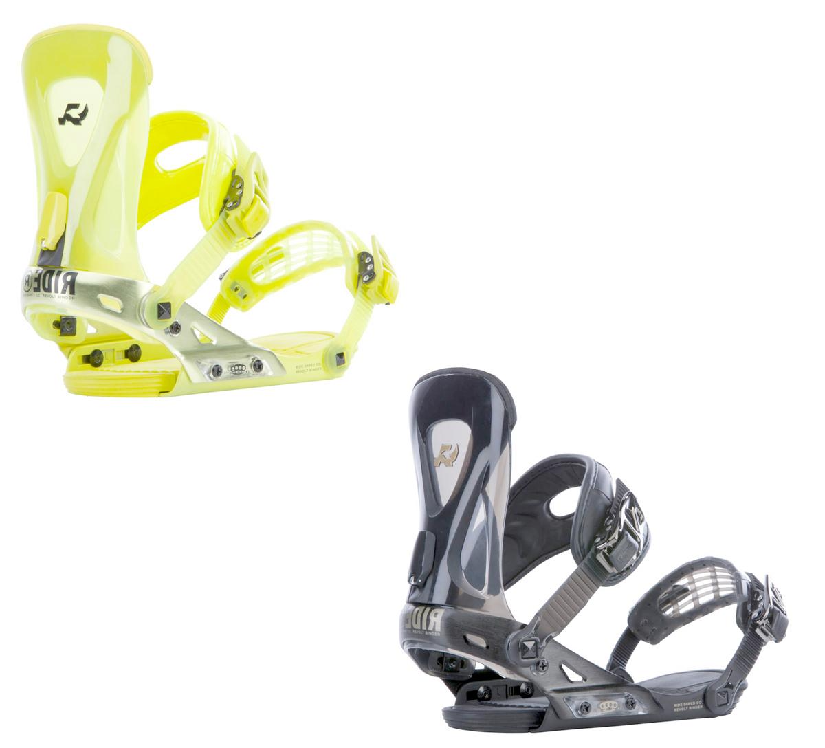 804714de5b2a Details about Ride Snowboard Bindings - Revolt - All-Mountain