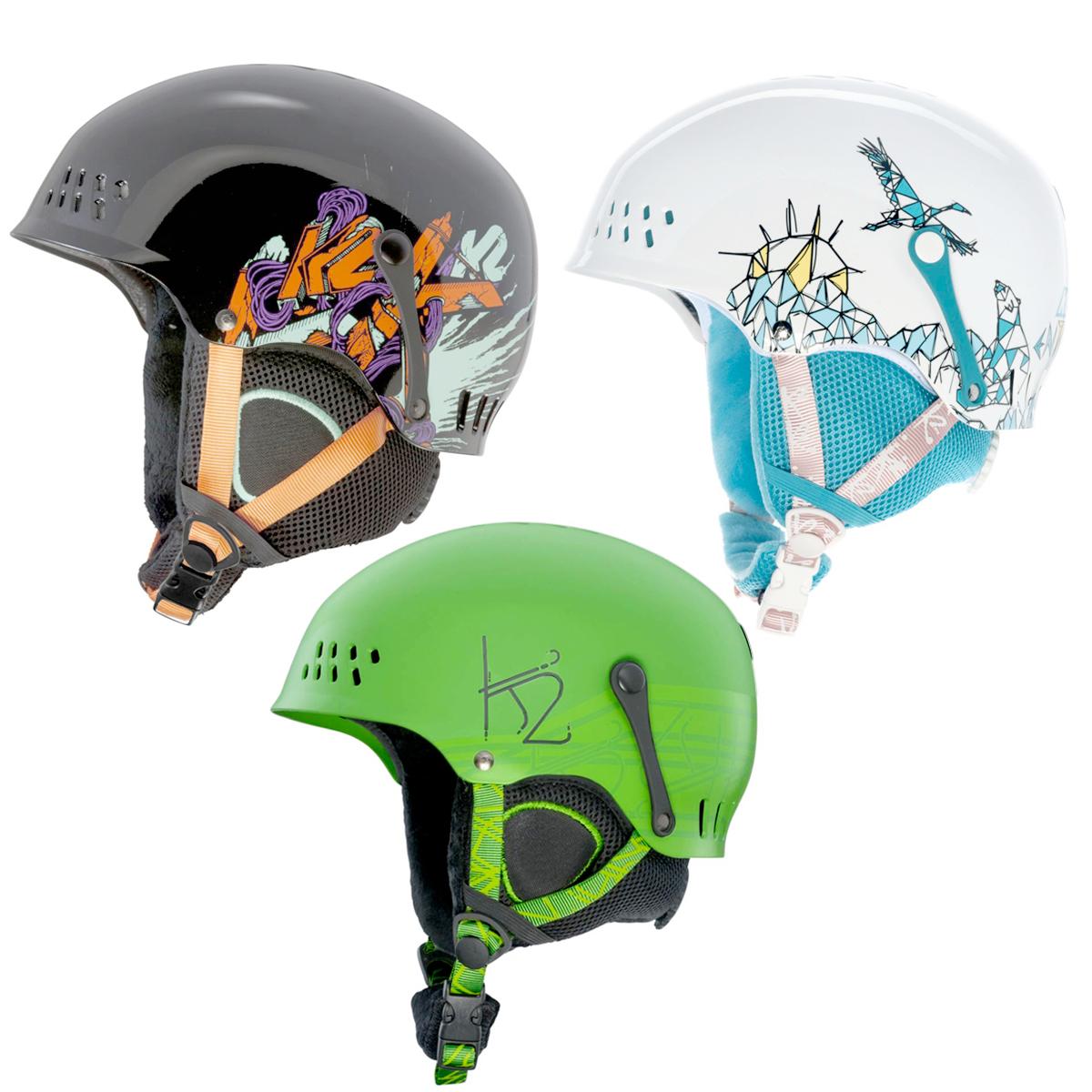 5dce0ee31ad2 K2 Kids Helmet - Entity - Ski