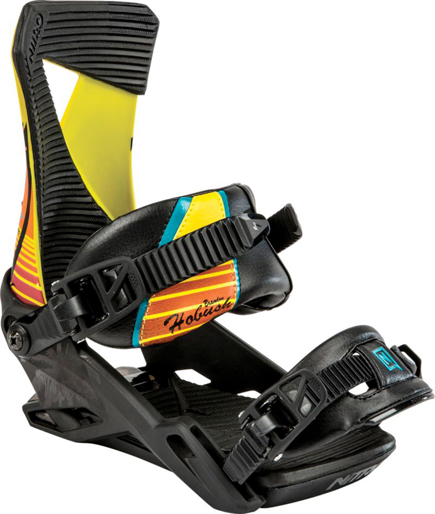 Nitro Zero Snowboard Bindings 2015 Two Strap All-Mountain