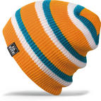 Dakine Youth Boys Kids Zeke Beanie Hat Lemon Stripe