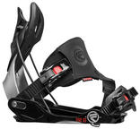 Flow Five GT Hybrid Snowboard Bindings 2015 Black
