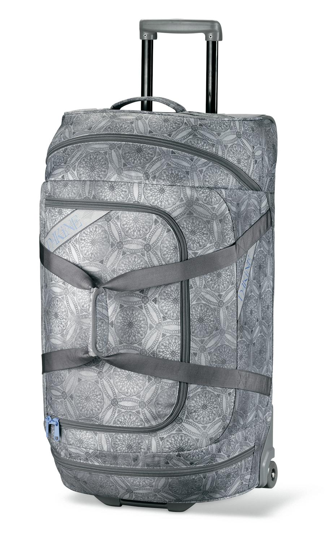 687747c41498 Sentinel Dakine Womens Wheeled Duffle 58L Holdall Roller Suitcase Luggage