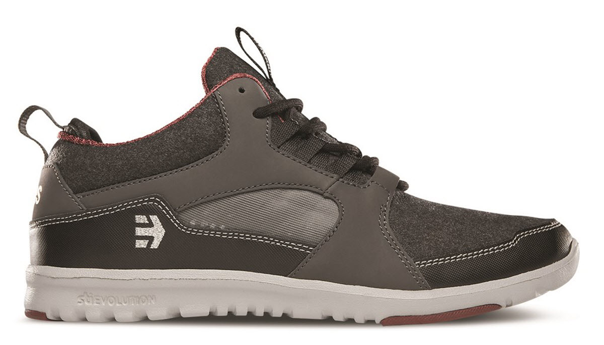 325953ce3d8 Etnies Scout MT Grey Black 2015