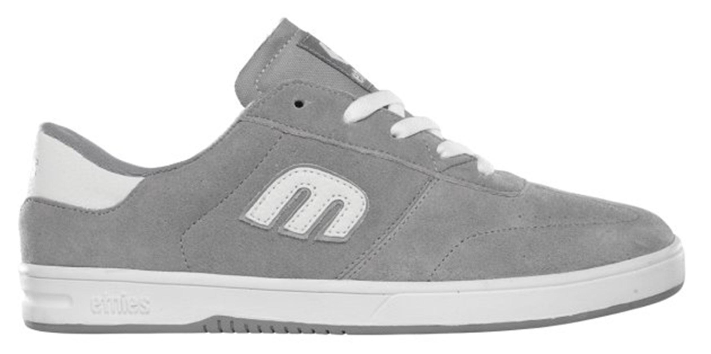 Etnies-Lo-Cut-Skate-Shoes-2015-Grey-White-