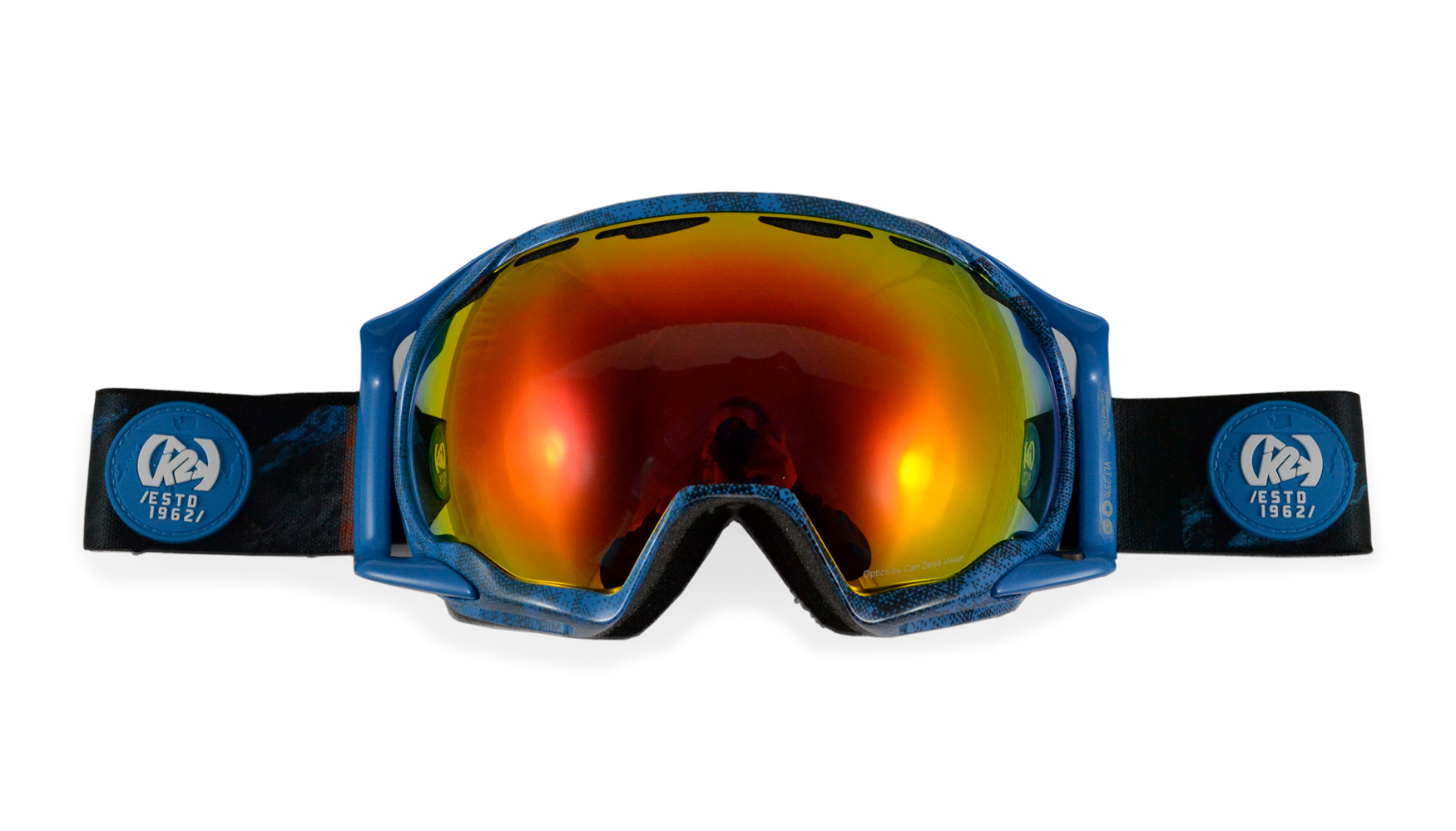 9782950ca5a K2 Photokinetic Pro Goggle Blue Grey Red Optic Mirror
