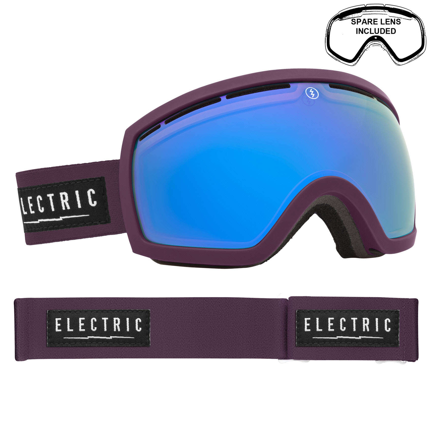 Electric Snowboard And Ski Goggles Eg2 5 Including