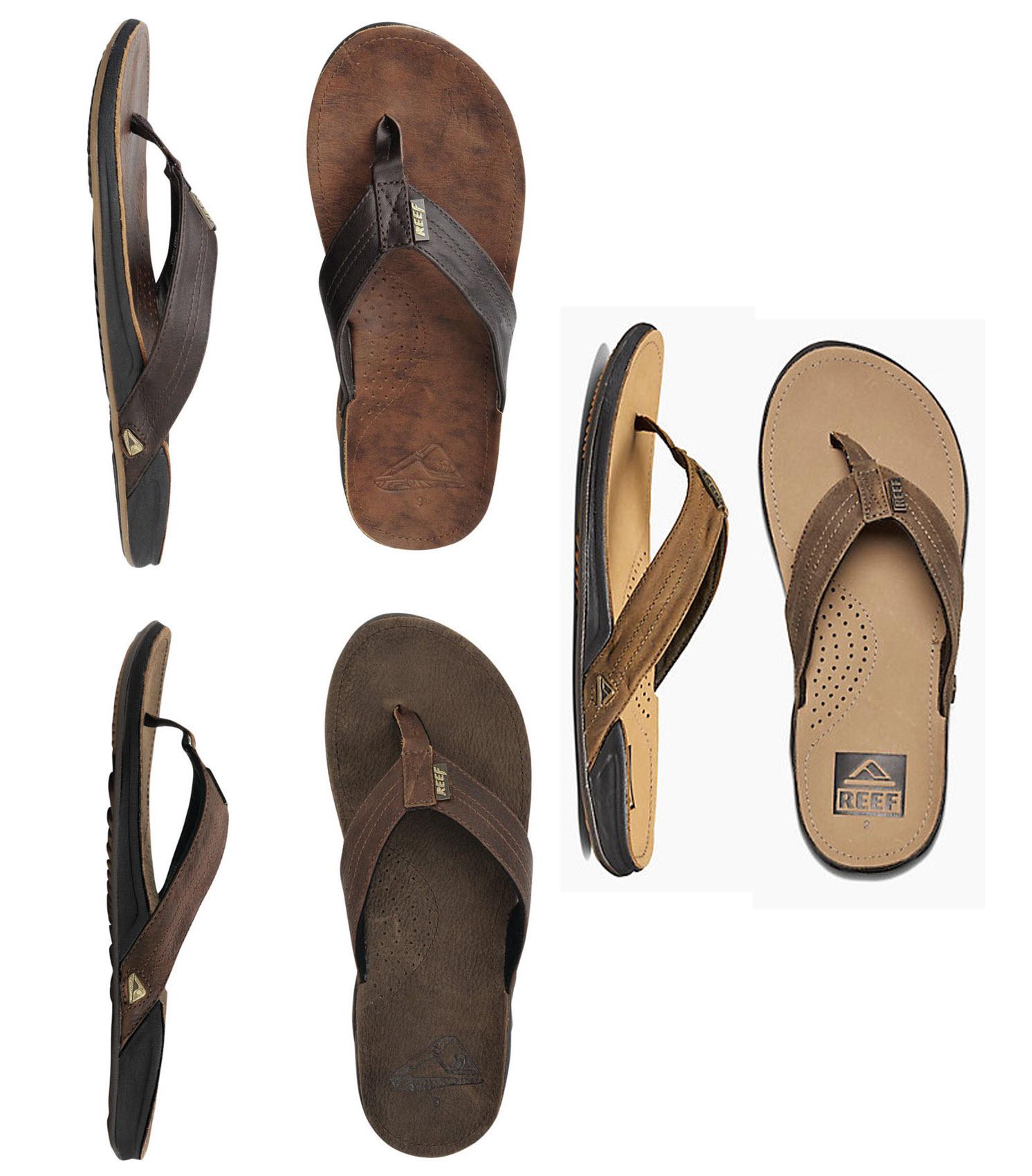 1a6e33602 Sentinel Reef Sandal - J-Bay Flip Flops - Dark Brown