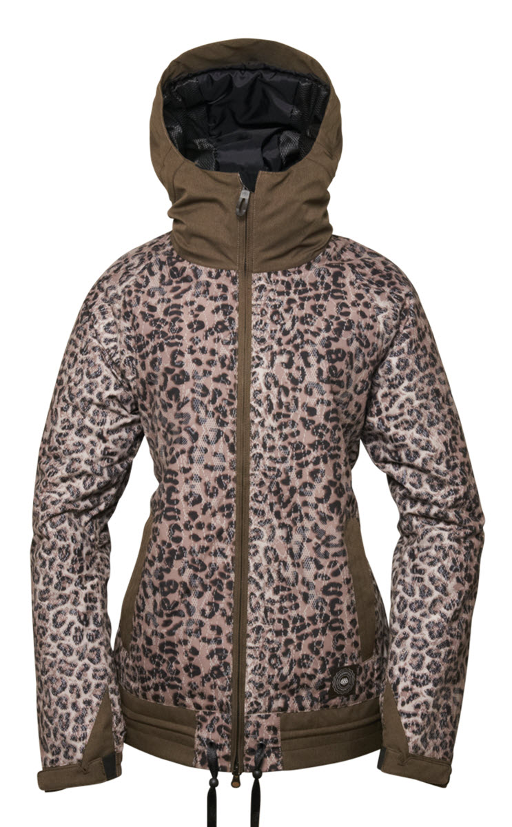 686 Authentic Lynx Womens Snowboard Jacket 2015