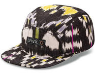 Dakine Polly Camper Womens Cap - Indian Ikat