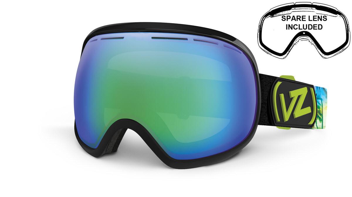 b15f2f7606 Von Zipper Fishbowl Goggles