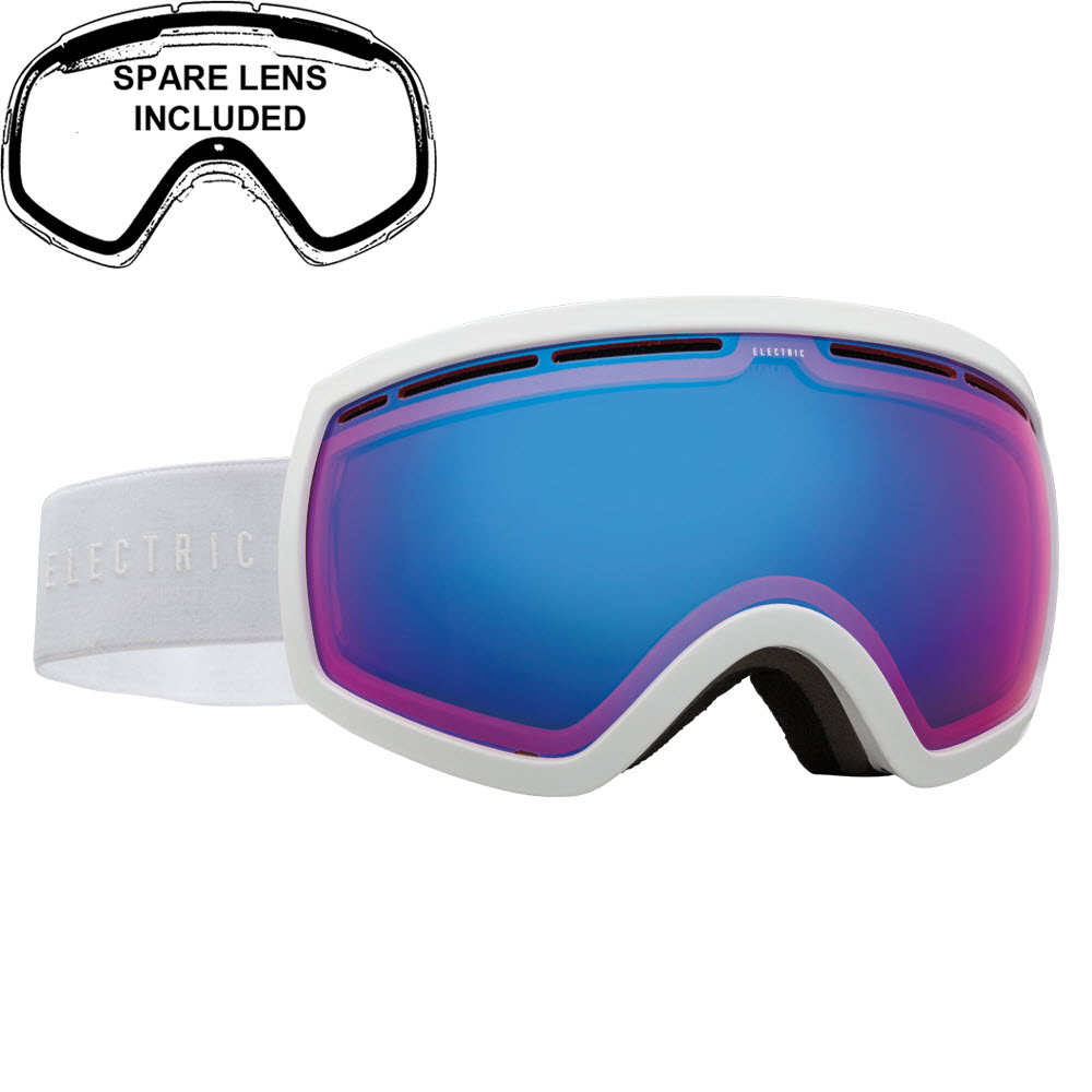Electric-Snowboard-Ski-Goggles-EG2-5-Including-Spare-  sc 1 st  eBay & Electric Snowboard Ski Goggles - EG2.5 - Including Spare Green Low ... azcodes.com