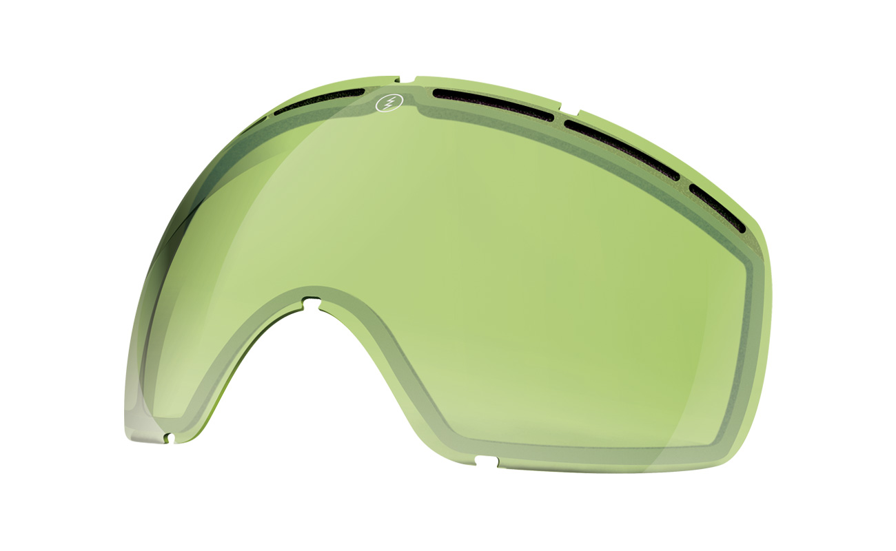 640537f78fd Electric Snowboard Ski Goggles - EG2.5 - Including Spare Green Low ...