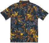 Dakine Slack Key Mens Shirt Midnight Large