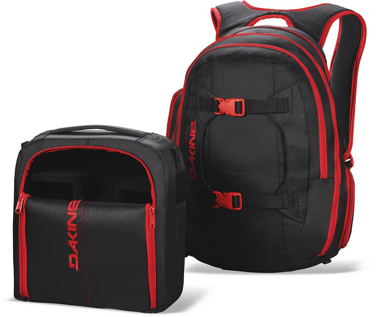 4f7d113b5a Dakine Mens Mission Pro 25l Backpack- Fenix Toulouse Handball