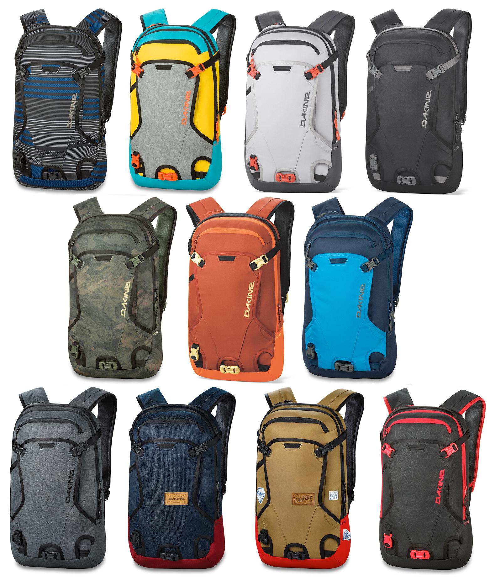 rucksack 12l