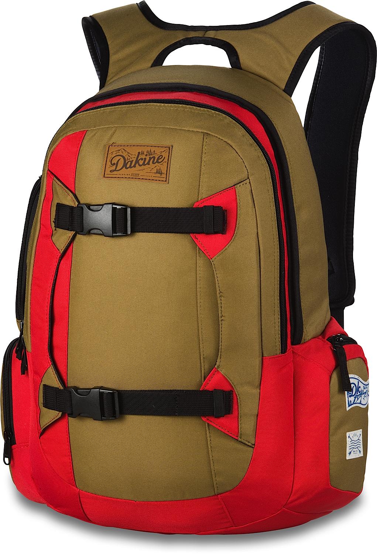 Dakine Mission Bag 25l 2016 - Snowboard Backpack Gifford 8100610 ...
